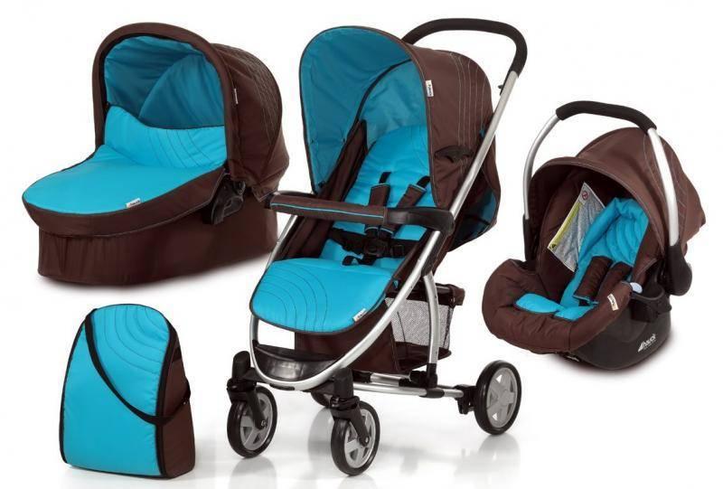Топ-10: коляски 3 в 1 для детей