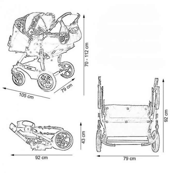 Коляски-трансформеры 2 в 1: особенности колясок и правила выбора