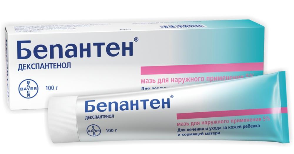 Особенности применение бепантен крема для новорожденных - для мам