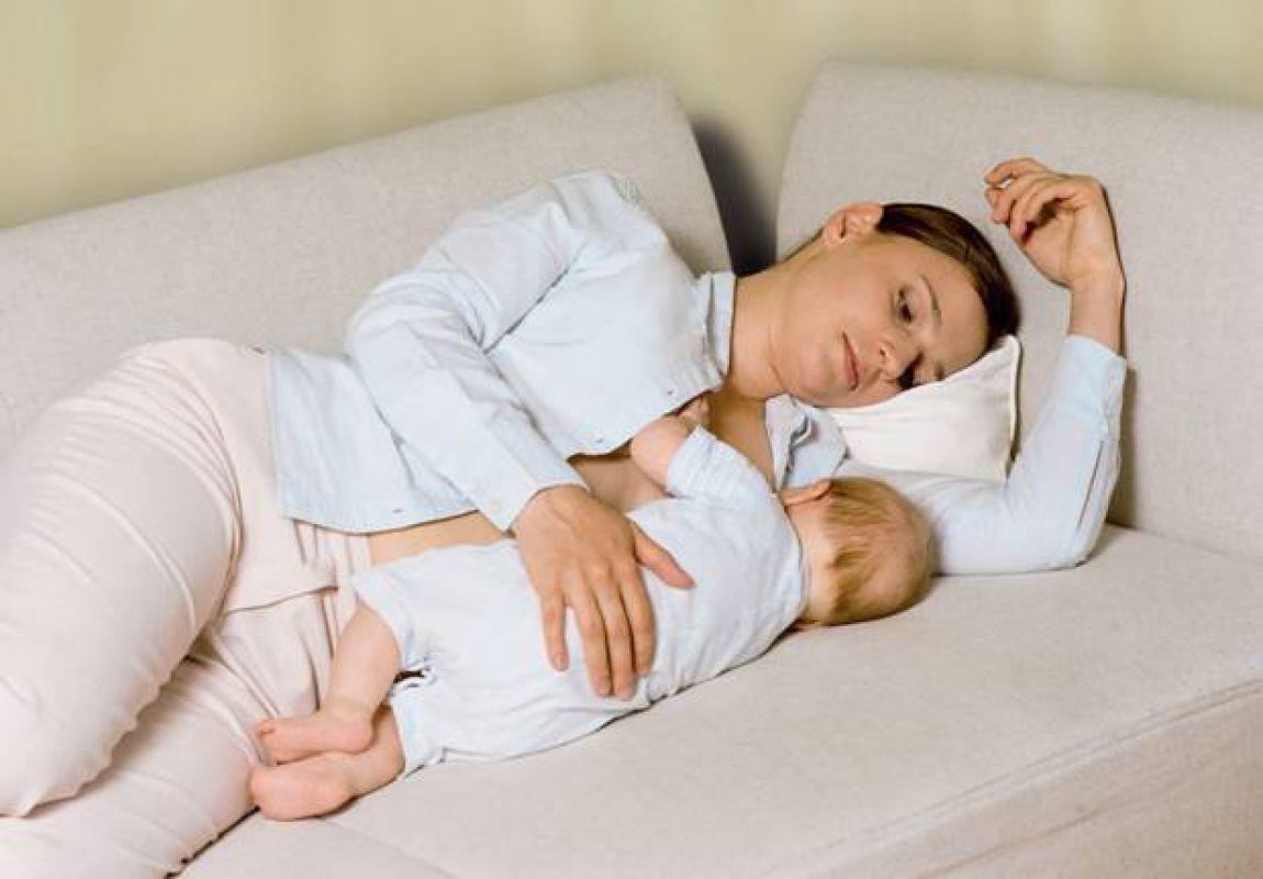 Сон с малышом. чтобы было удобно