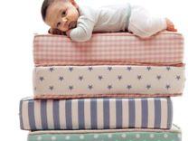 Как выбрать матрас для новорожденного: обзор материалов и советы