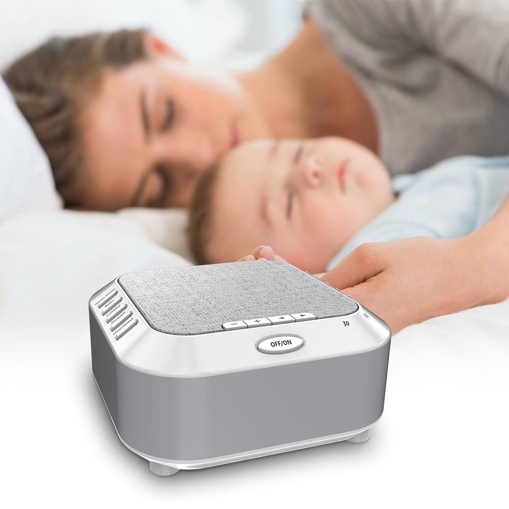 Белый шум для новорожденных: виды, польза, вред