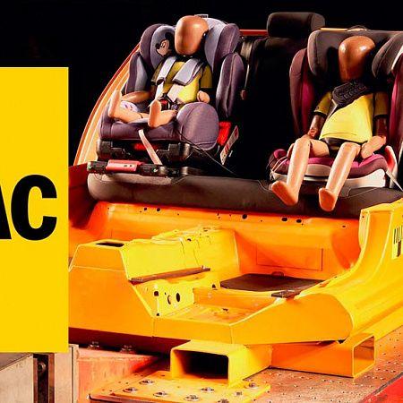 Рейтинг лучших по безопасности детских автокресел по результатам краш-тестов ADAC: таблица с исследованиями