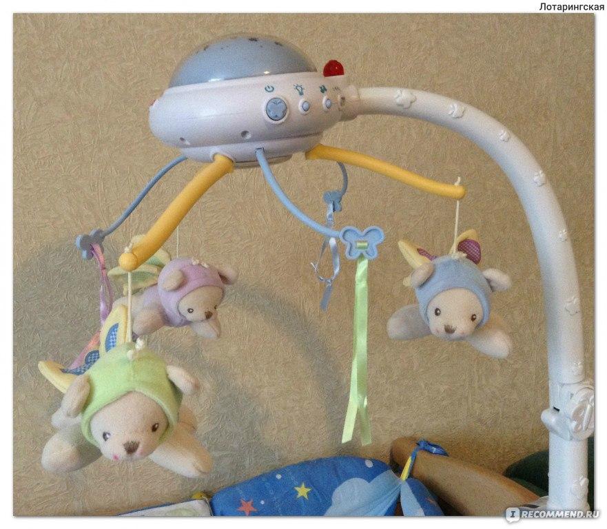 Как отвлечь и развлечь малыша: вешаем мобиль на кроватку для новорождённых