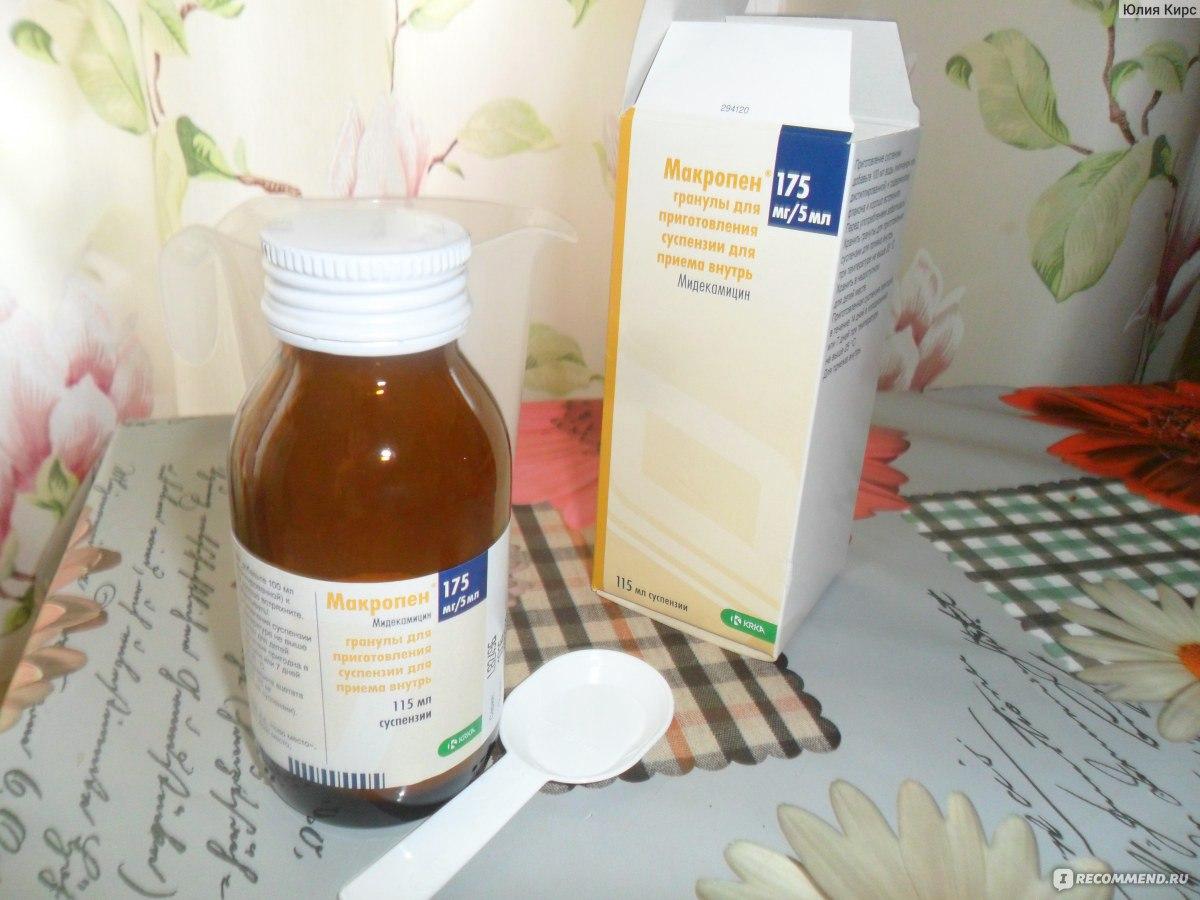 Антибиотики при ангине для взрослых: список препаратов в таблетках