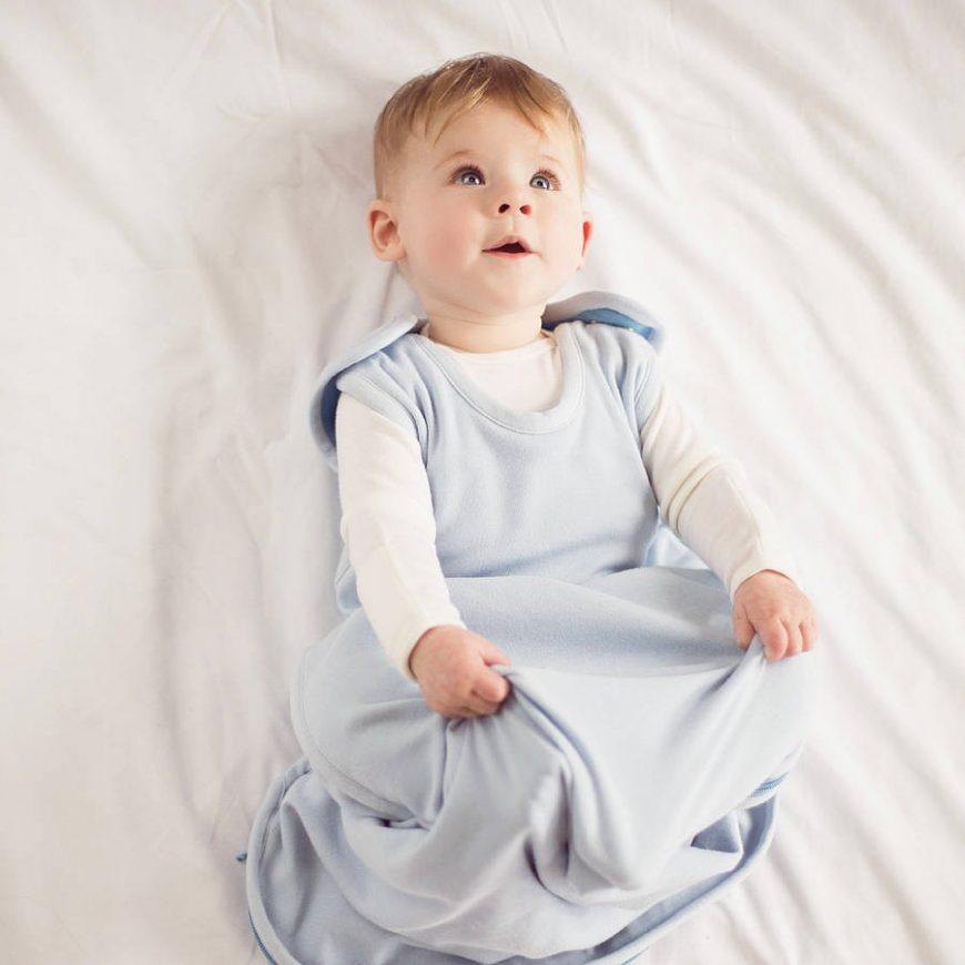 Как отучить ребенка от пеленания и когда это лучше делать?