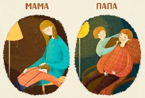 Как пережить беременность жены (практическое пособие для мужчин)))