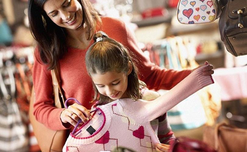 Как покупать детскую зимнюю одежду с рук