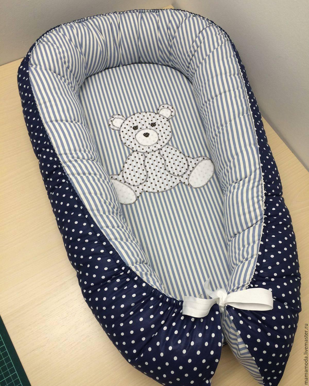 Как сшить кокон-гнездышко для новорожденного своими руками?