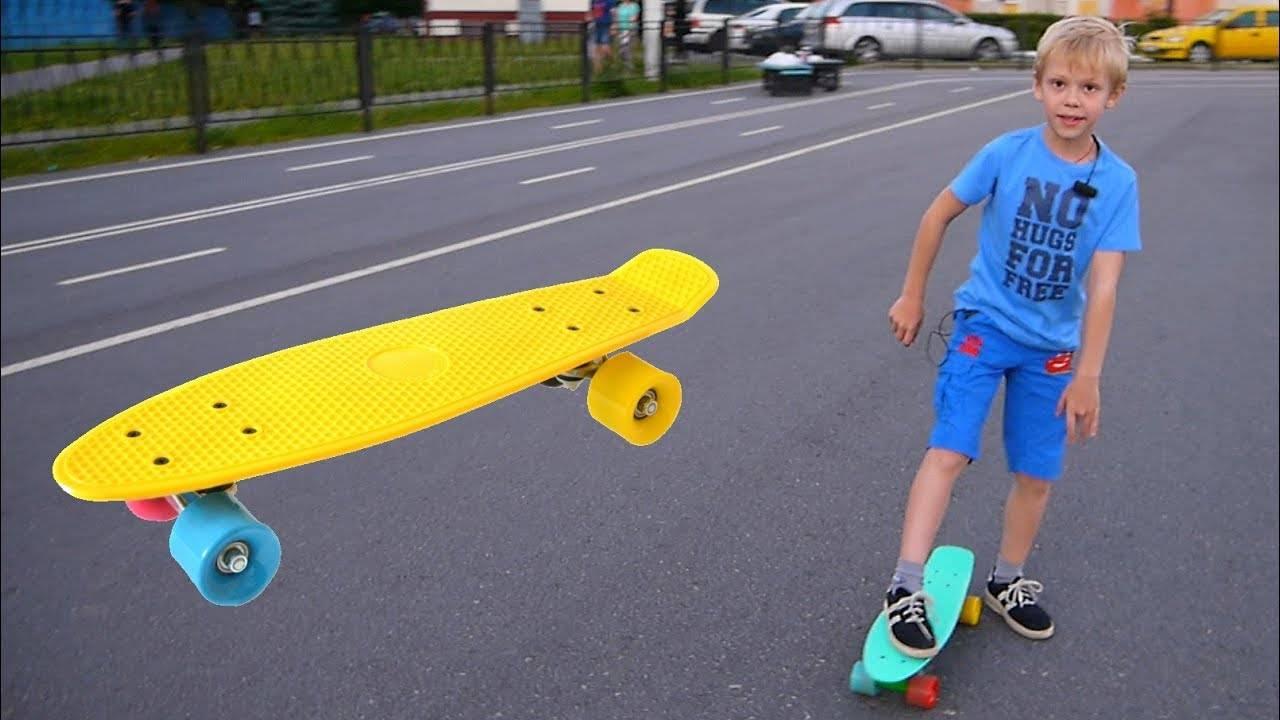 Скейтборд для детей от 5 лет: как выбрать детский скейт для начинающих девочки или мальчика 6 и 7 лет? рейтинг моделей, скетборды со светящимися колесами