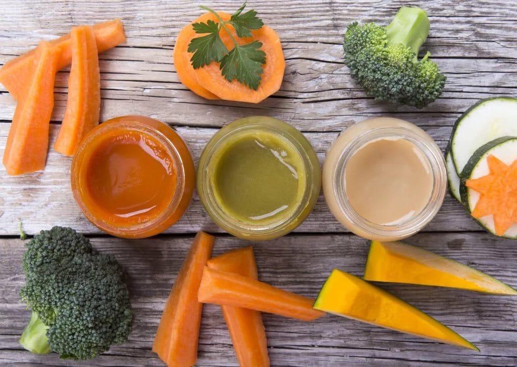 Детское питание: из баночки или своими руками. плюсы и минусы. прикорм
