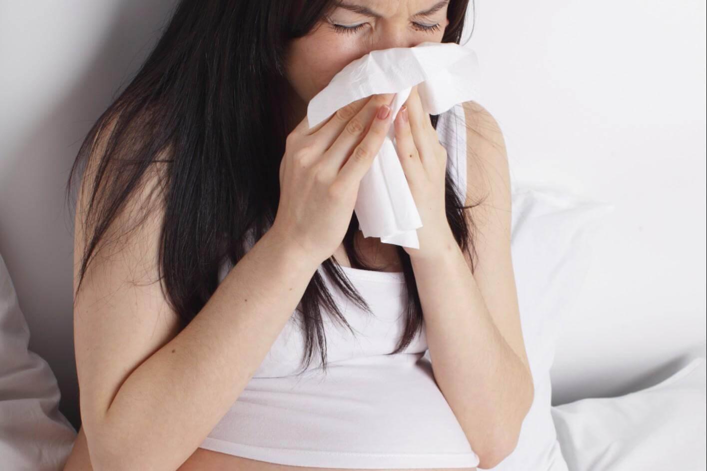 Заболевание чесотка при беременности: причины, симптомы, как лечить