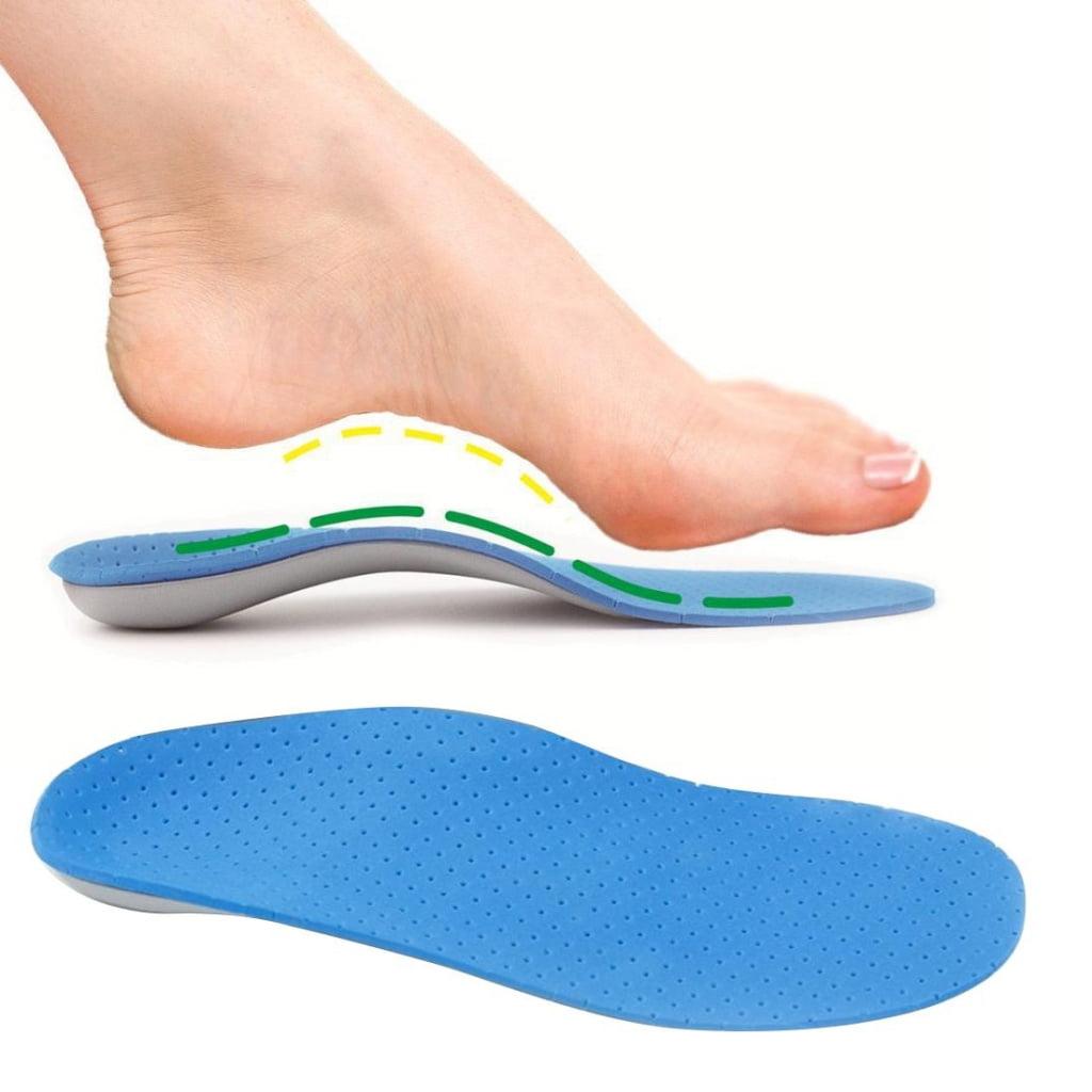 Как выбрать ортопедические стельки для обуви при плоскостопии?