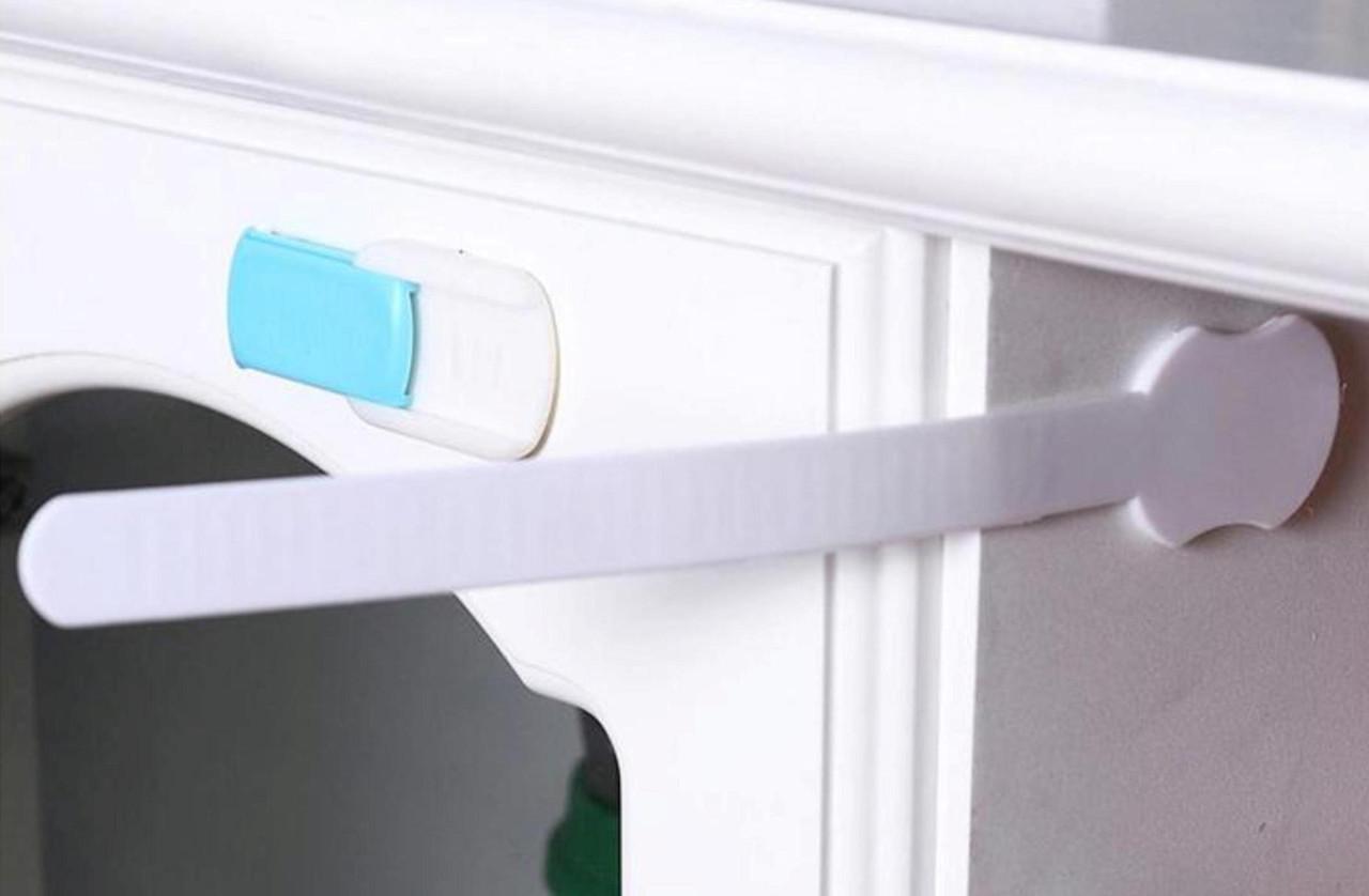 Защита от детей на ящики и шкафы (17 фото) — замки, блокираторы, фиксаторы
