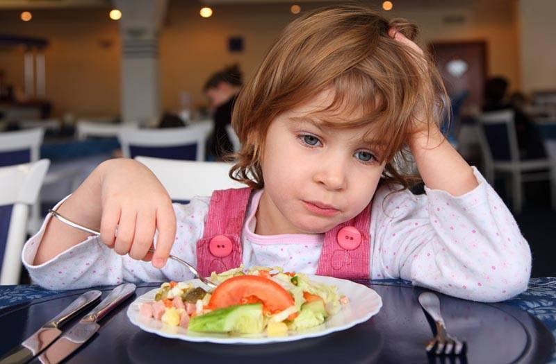 Ребенок в детском саду не ест – что делать? памятка для родителей