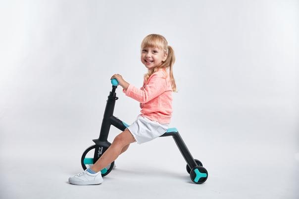 Как выбрать самокат для ребенка 4 лет
