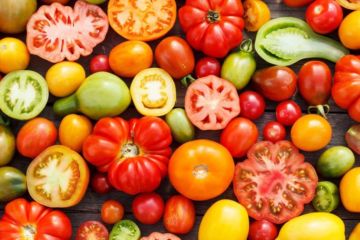 Можно ли кормящей маме помидоры свежие