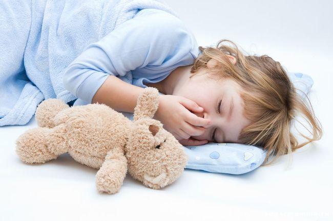 Ставим точку в вопросе детского сна: таблица, которая все объясняет :: инфониак
