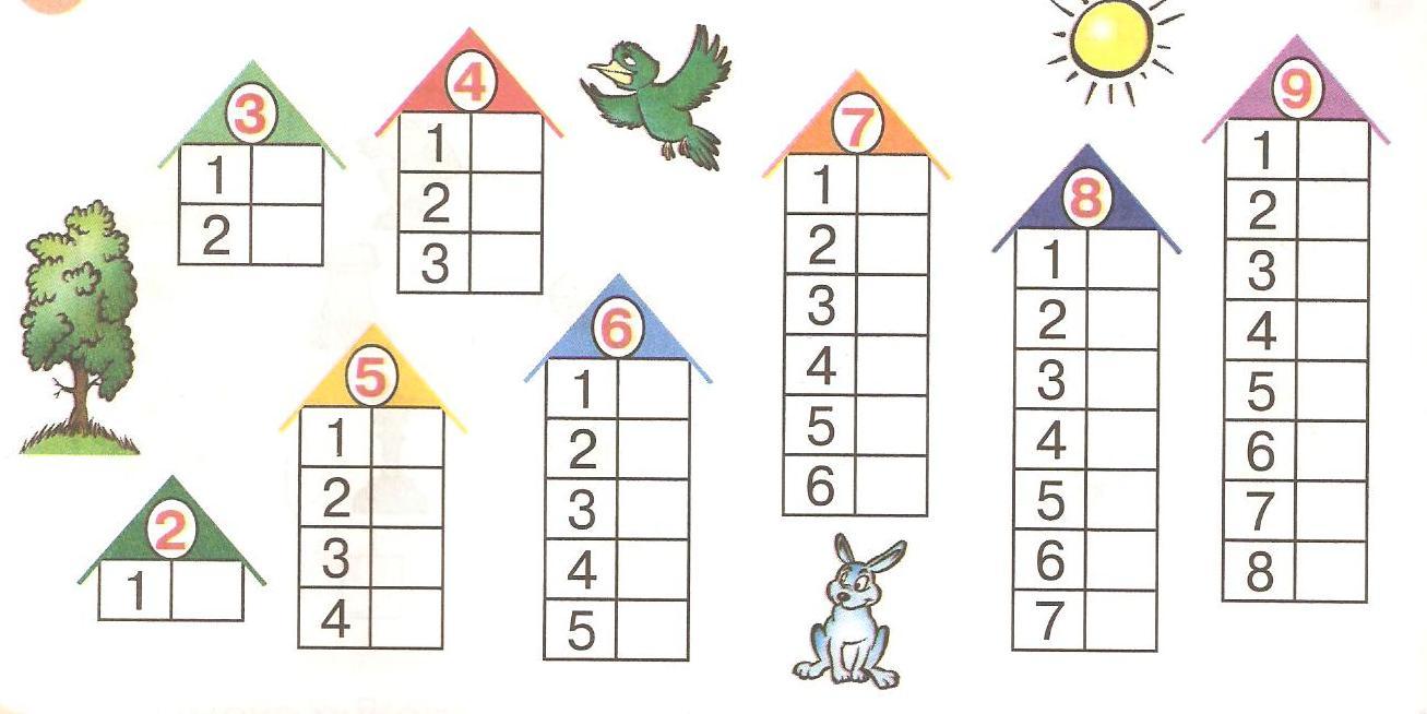 Развитие навыка счета в уме у детей