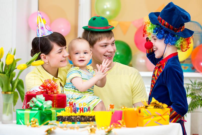 День рождения ребенка - 1 год! - коробочка идей и мастер-классов