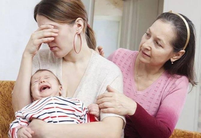 Не поддаться унынию. восстановление психики после родов