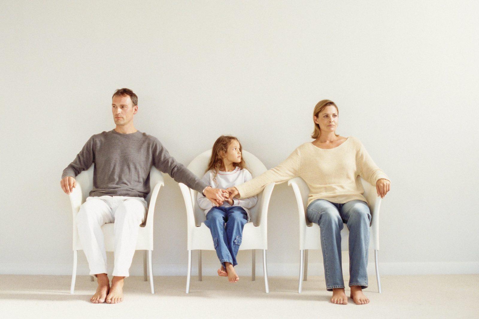 Ты у себя не одна: как научиться жить с ребёнком после развода