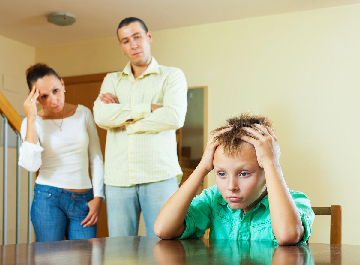 Плохое поведение ребенка - рекомендации психолога для родителей
