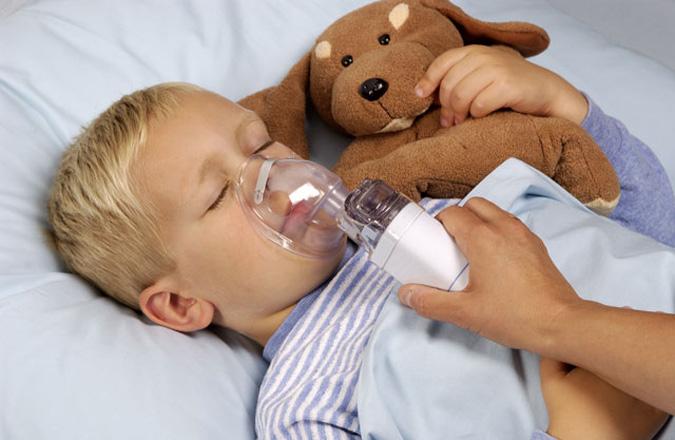 Ингаляции при температуре у ребёнка: 4 заболевания, при которых процедуры разрешены, 4 совета родителям