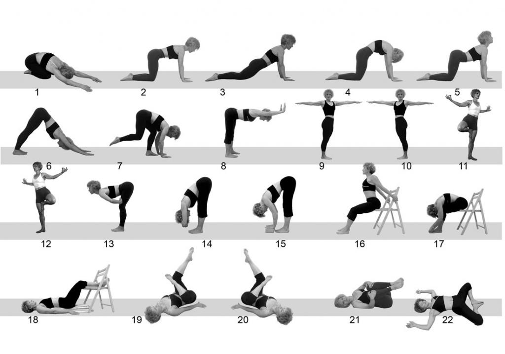 Йога в 3 триместре дома – 12 лучших асан
