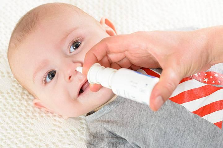 Заложенность носа без насморка у ребенка причины и лечение