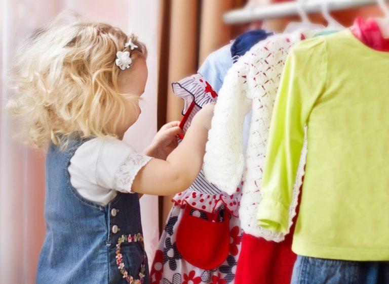 Учим ребенка самостоятельно одеваться - растишка