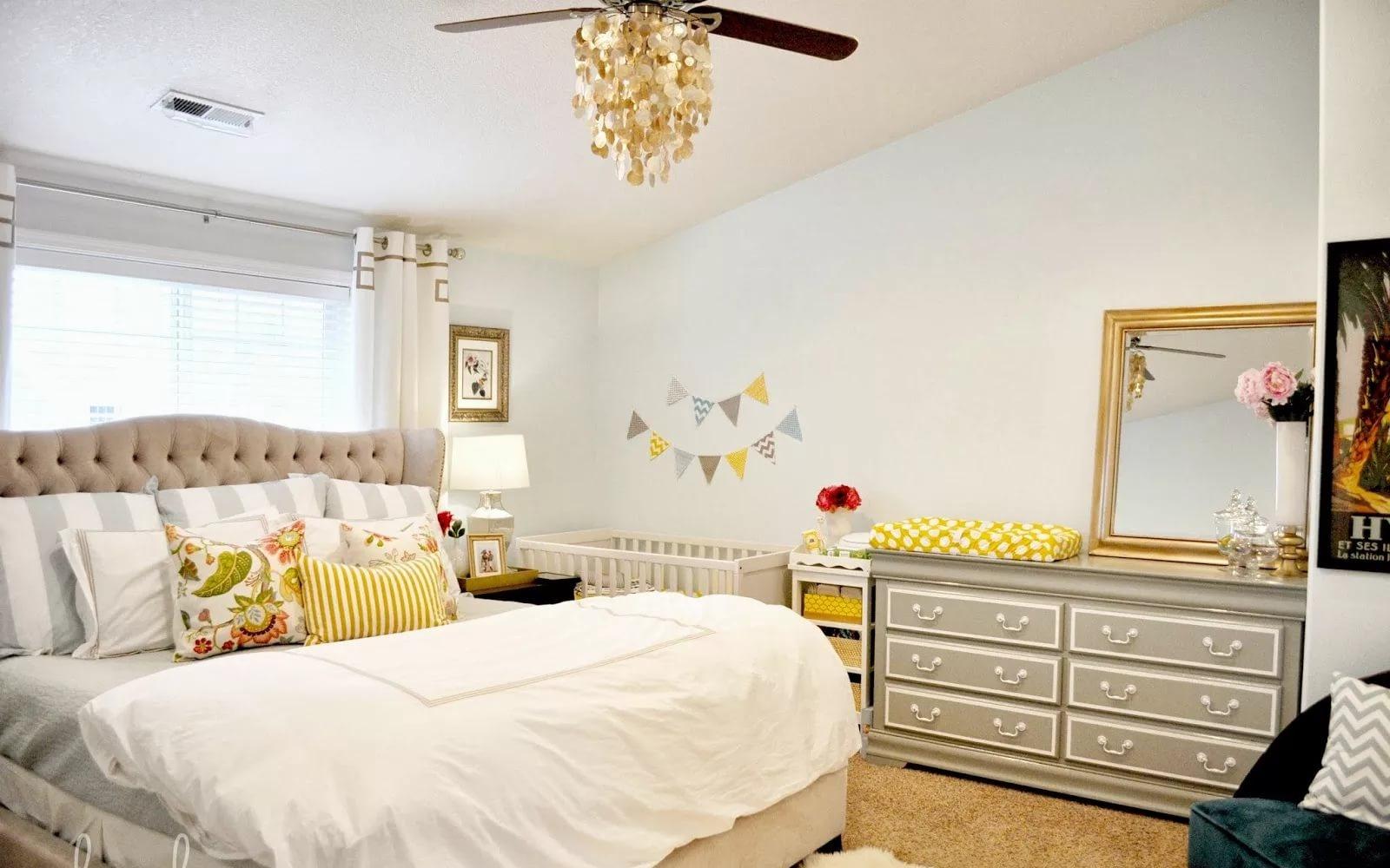 Дизайн уютной детской спальни