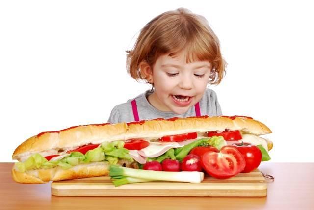 Какие продукты нельзя давать детям до 5 лет