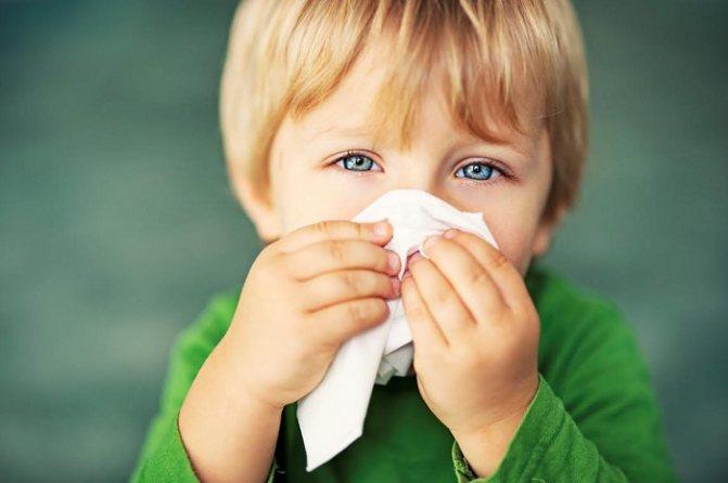 Аллергический ринит у детей: причины, симптомы и лечение