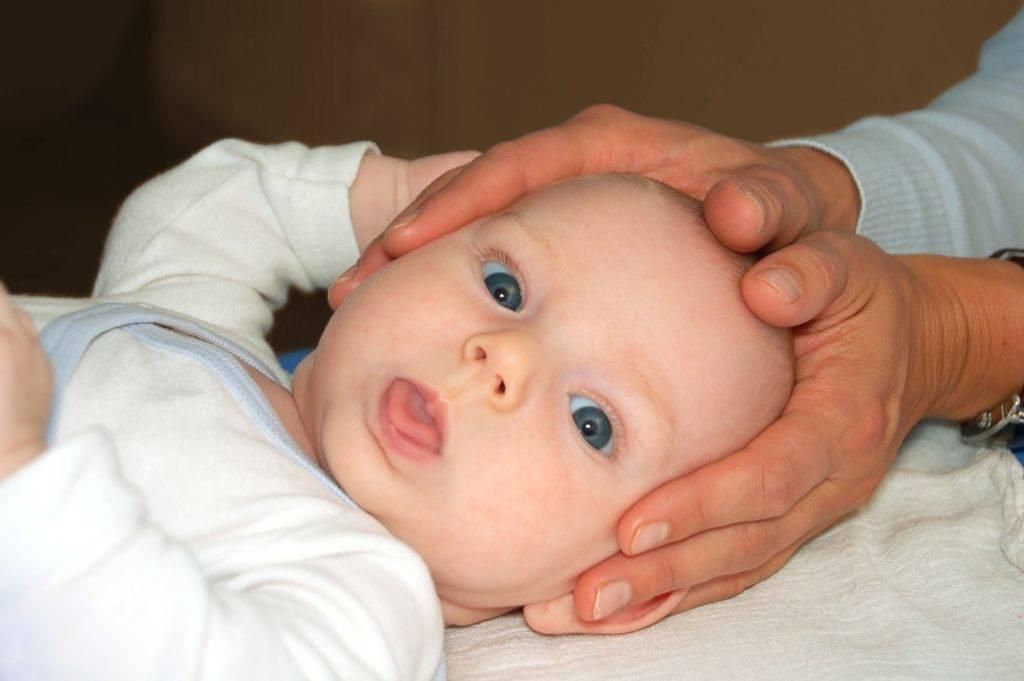 Причины и лечение псевдокисты в голове у новорожденного
