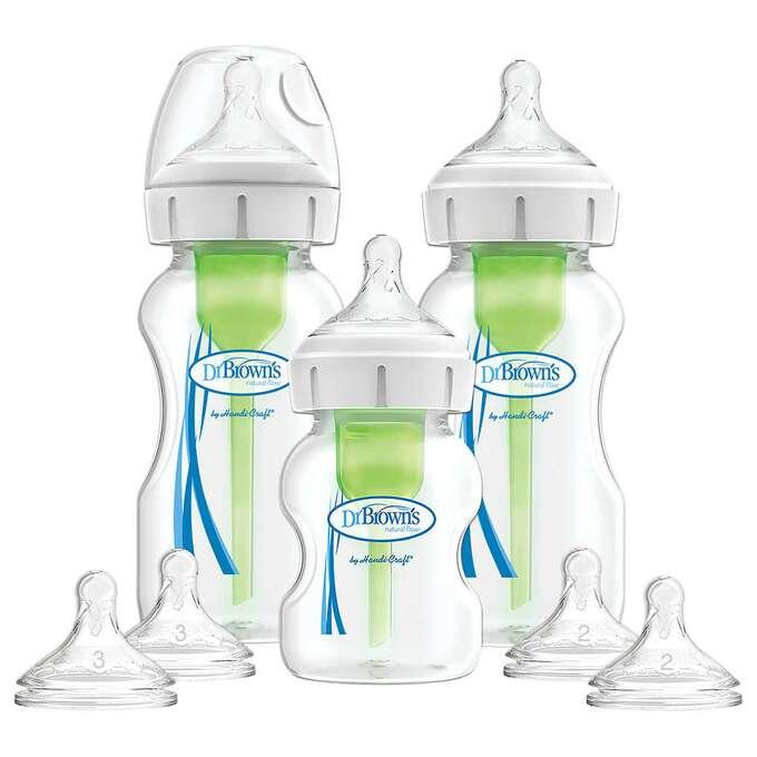 Какие бутылочки лучше для новорожденных и как сделать правильный выбор