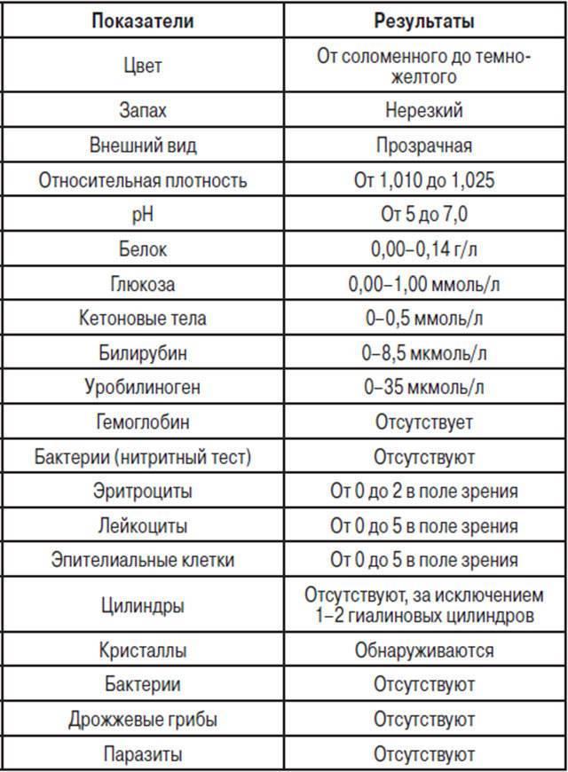 Плохой анализ мочи у ребенка: причины - почему показатели не в норме и что делать? | konstruktor-diety.ru