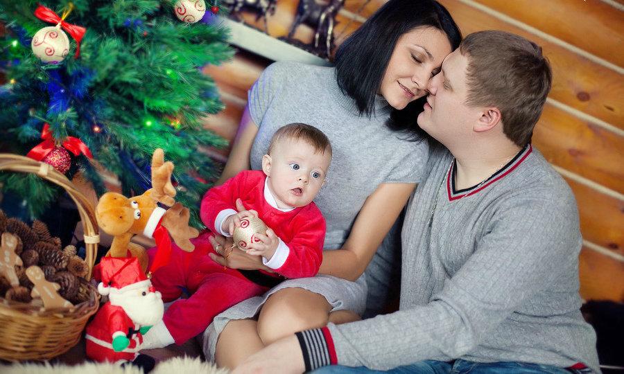 Готовимся к новому году с малышом - parents.ru