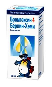 Бромгексин: инструкция, состав, показания, действие, отзывы и цены