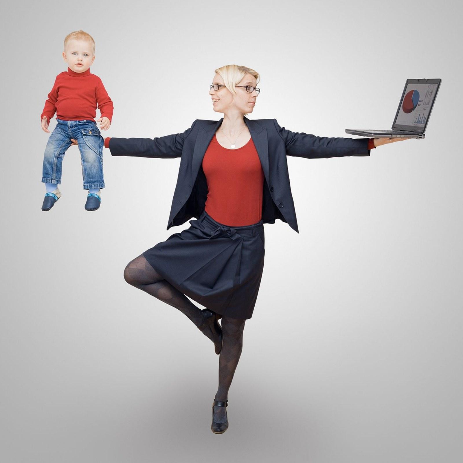 Как быть хорошей мамой и все успевать