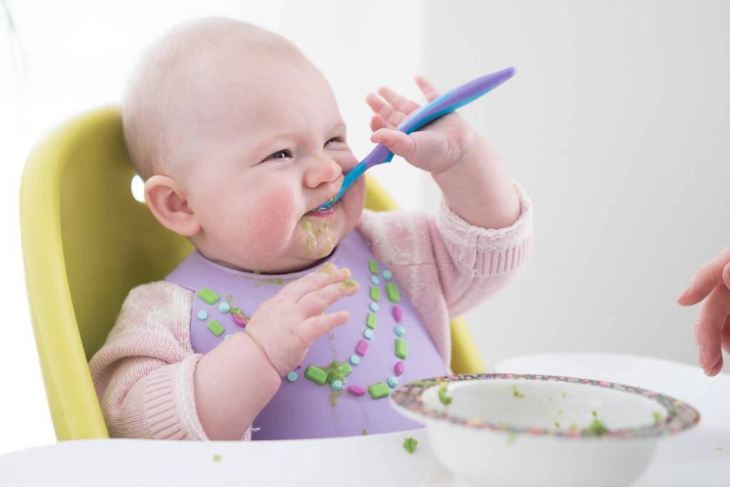 Что делать, если ребенок в 9 месяцев не ест прикорм?