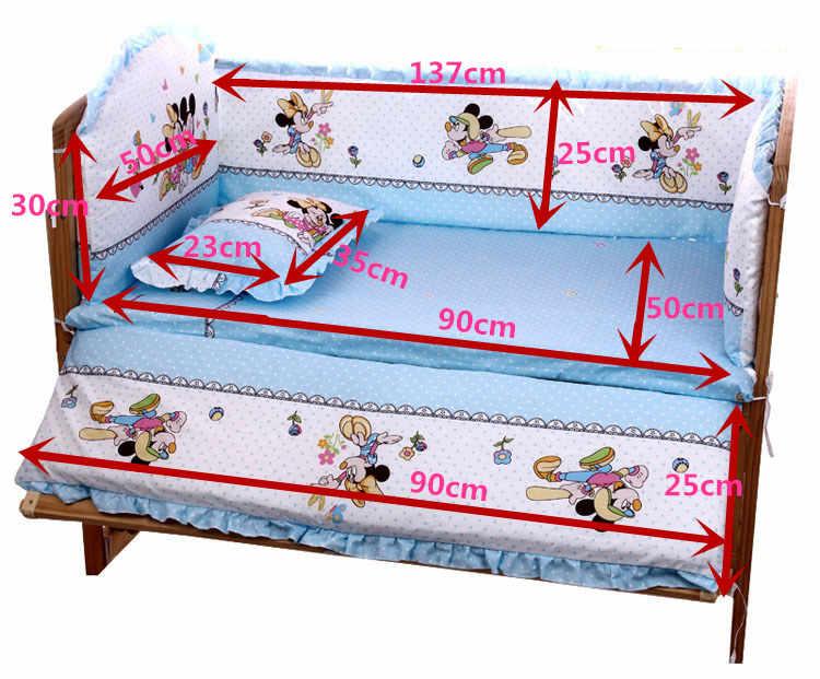 Выбираем размер детского постельного белья правильно