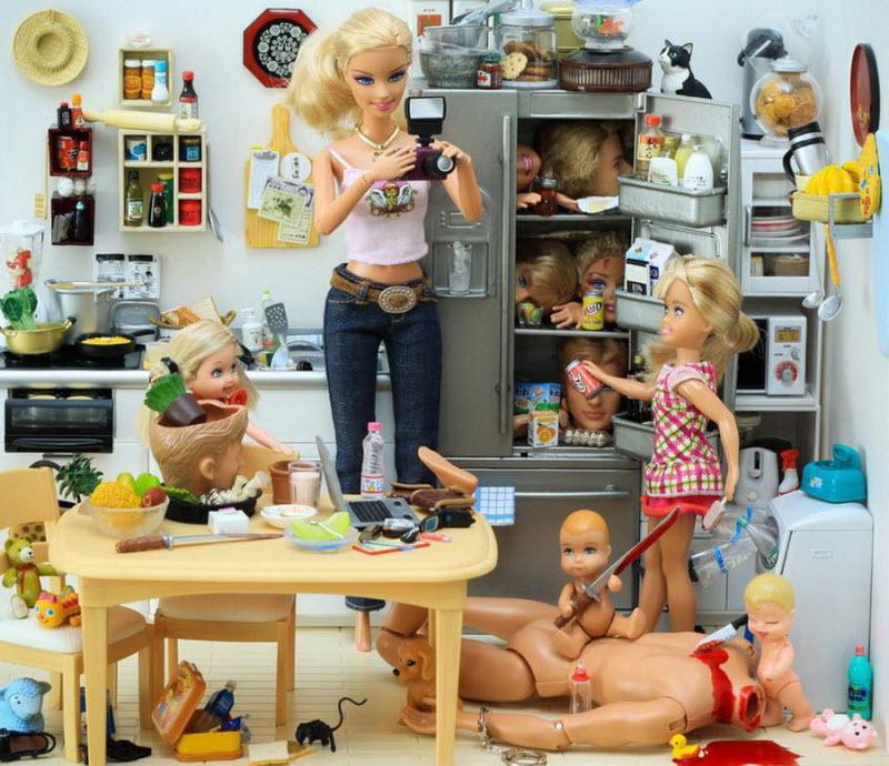5 причин отказаться от покупки современной куклы для ребёнка
